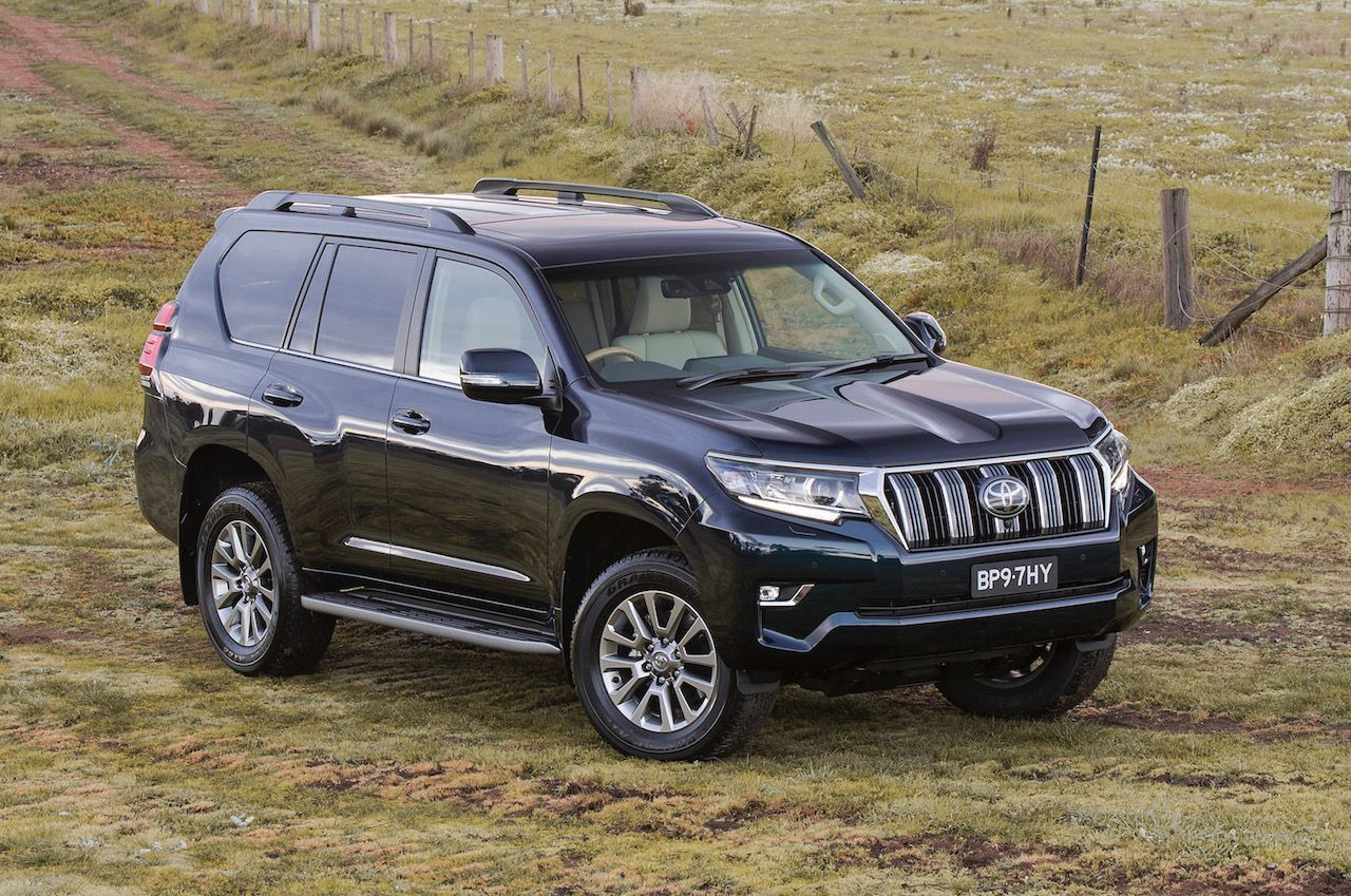 The Best Toyota Prado 2019 Australia Specs And Review Toyota Land
