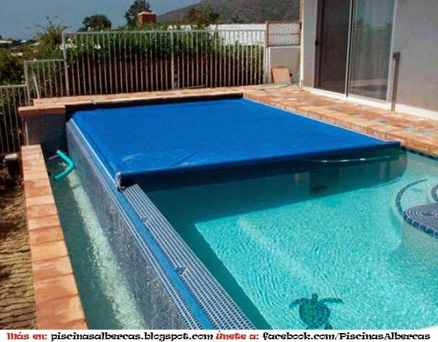 Imagem relacionada piscina pinterest piscinas for Cobertores para piletas