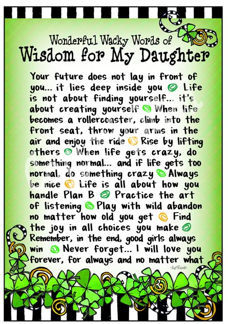 For my daughter | For Our Baby Daughter | Daughter quotes, I love my