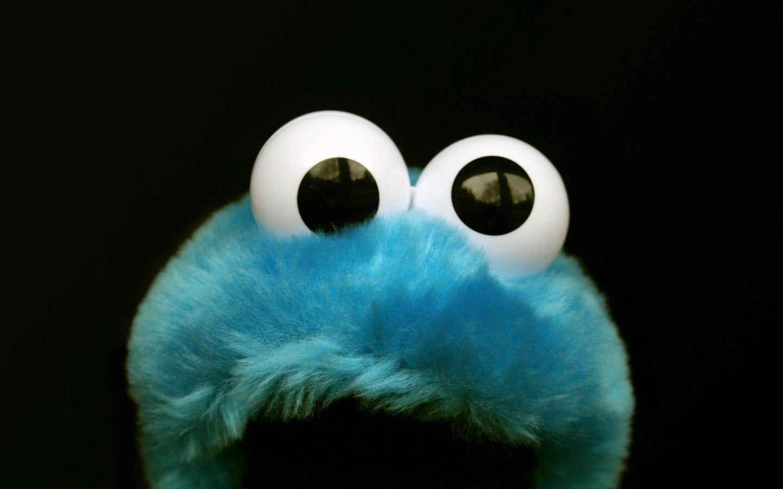 Cute Monster Wallpapers Widescreen In 2020 Cookie Monster Wallpaper Monster Cookies Cute Monsters