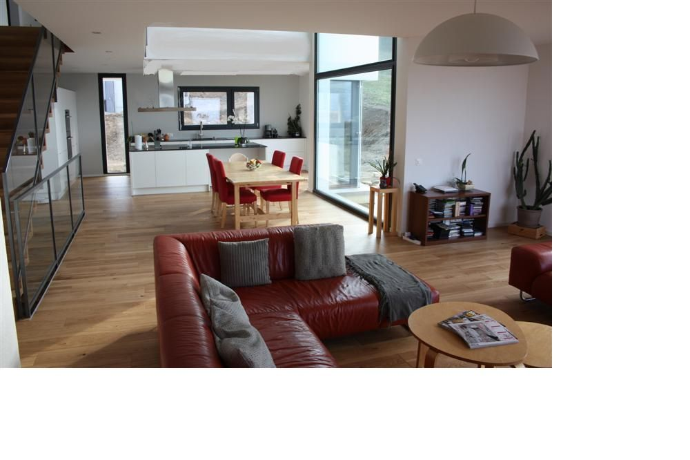 """Photo N°401378 - Décoration - Cuisine - Ain (1) - Projet """"Maison individuel à Peron dans le Pays de Gex."""" - ForumConstruire.com"""