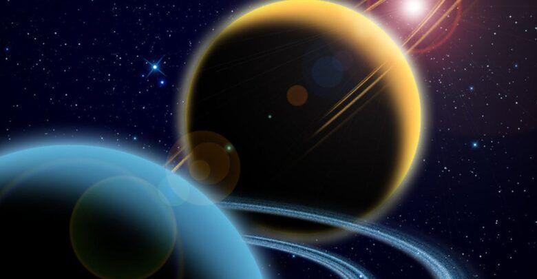 معلومات عن كوكب اورانوس لماذا يسمى بالكوكب البارد Planets Celestial Celestial Bodies
