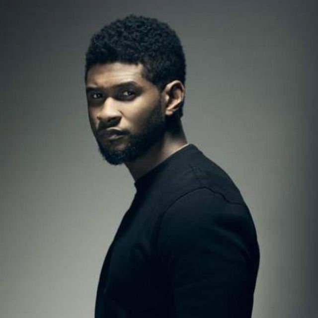 Usher raymond 2012 haircut