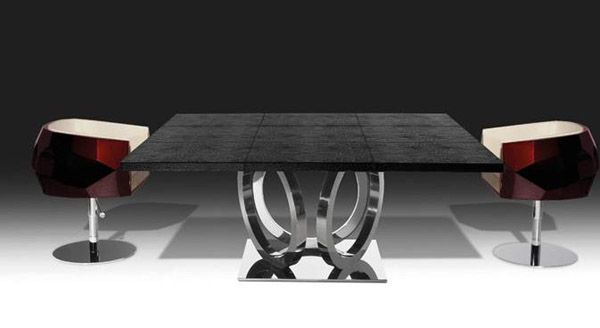 Modern Furniture Design Ideas From Fendi Casa Elegant Italian For Dining Room Decorating