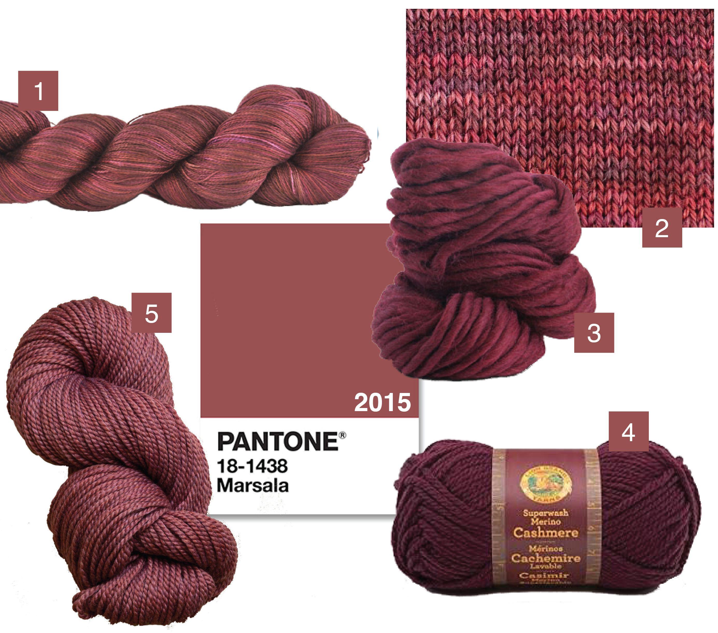 Http Knityorkcity Com Wp Content Uploads 2015 01 Marsala2 Jpg Yarn Knitting Yarn Color