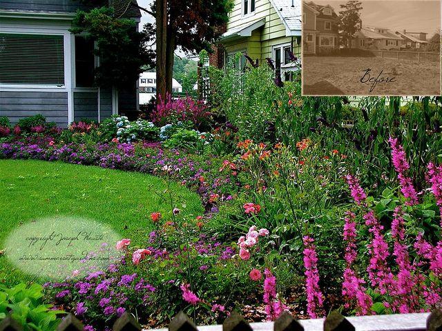 Landscape Designer In Nj Front Yard Landscaping Traditional Landscape Cottage Garden Design