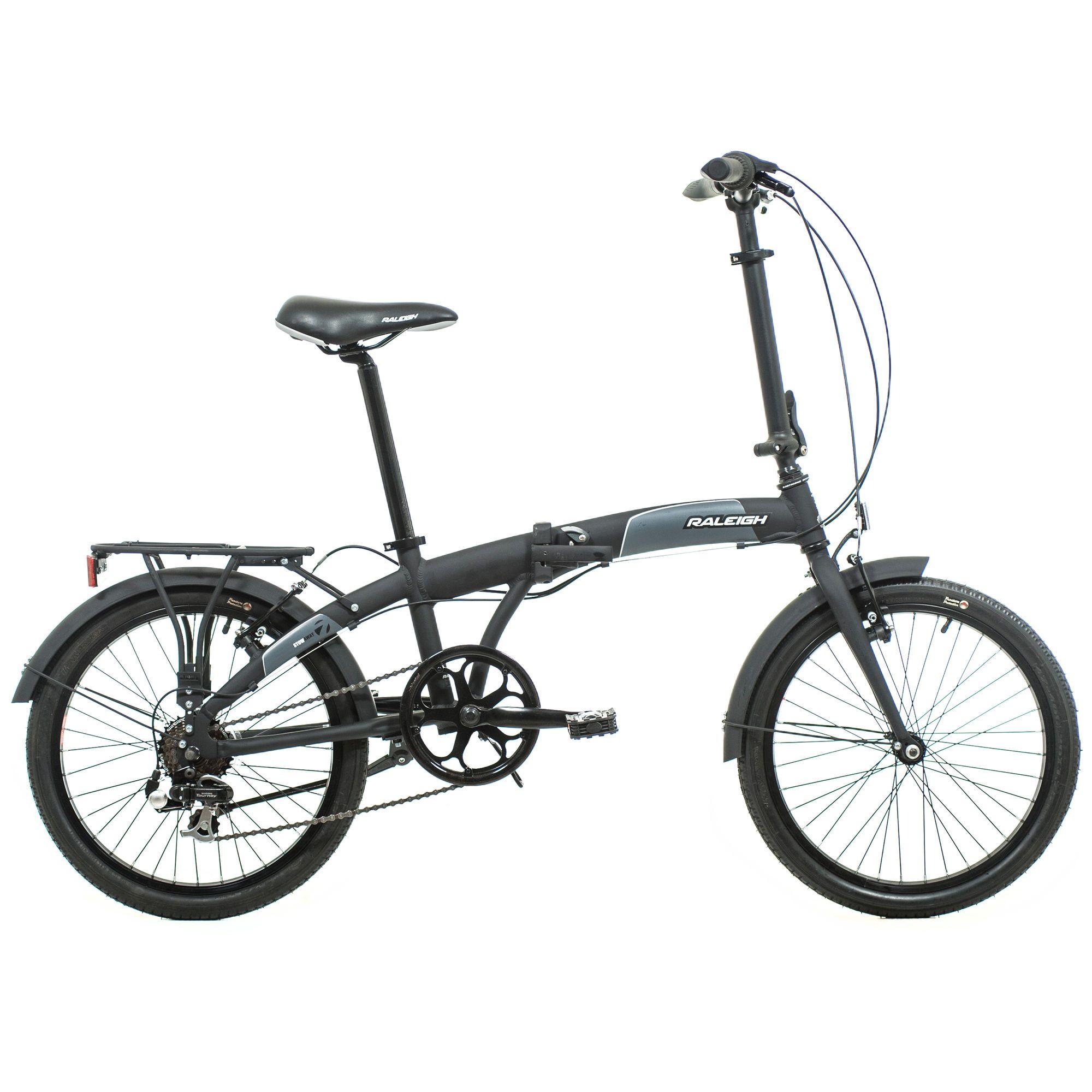 247 50 Wiggle Raleigh Stowaway 7 2014 Folding Bikes Bike