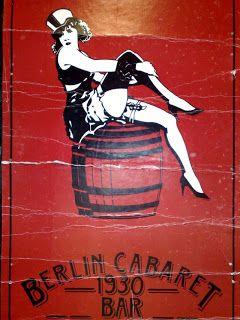 BERLÍN CABARET, espectáculo en la vorágine nocturna |Garitos de Madrid. Tapas, bares, restaurantes y discos.