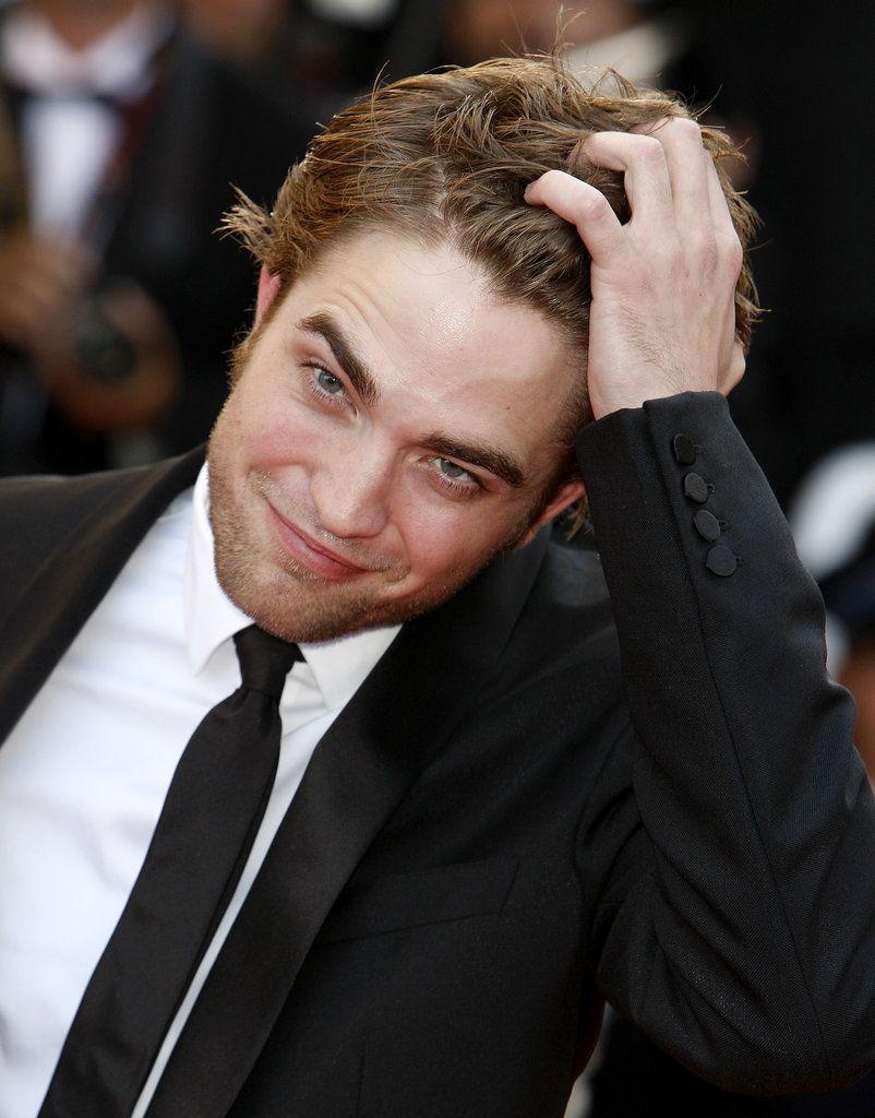 Robcecadas: POPSUGAR: Rober Pattinson, os momentos mais Hottest de passadas de mão em seu cabelo!