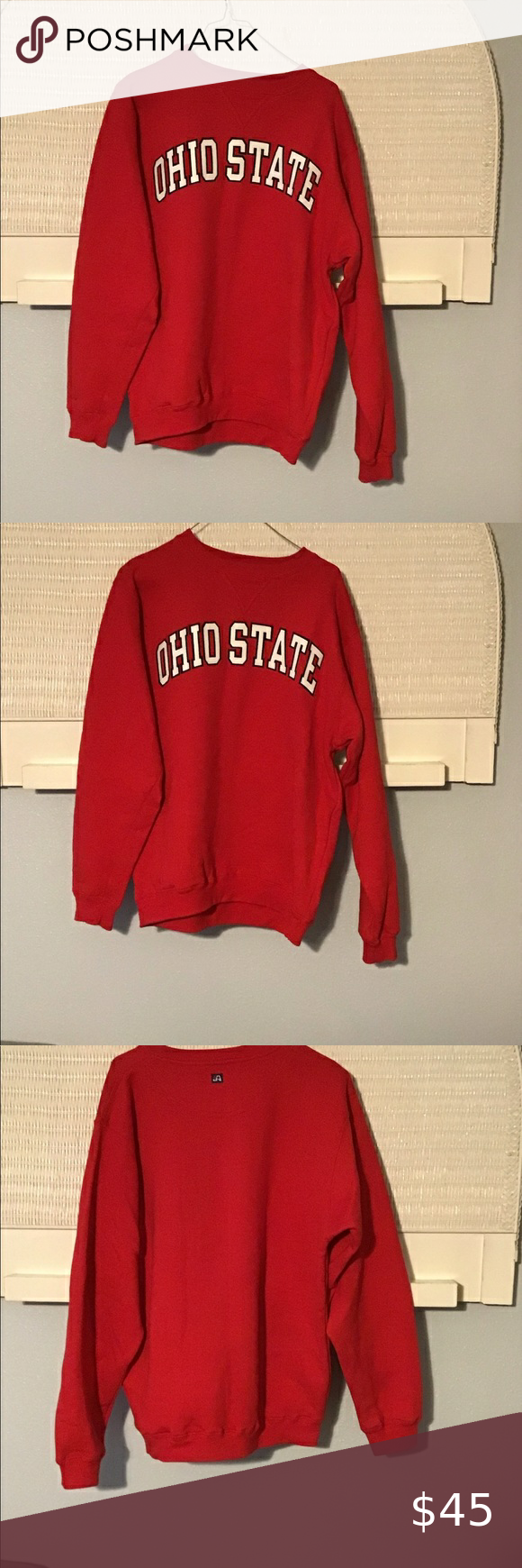 Ohio State Men S Sweatshirt Sweatshirts Sweatshirt Shirt Mens Sweatshirts [ 1740 x 580 Pixel ]