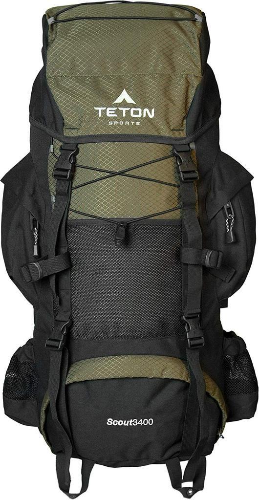 a1d645200ce6 Sports Internal Frame Backpack