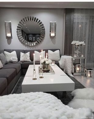 52 Chic Apartment Decorating Ideas Living Room Decor Apartment