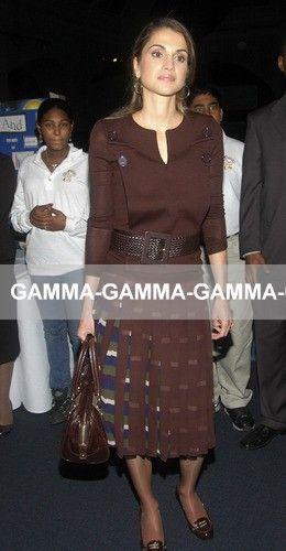 September 2006 - Queen Rania in New York