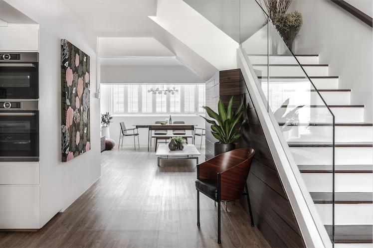 Best Maisonette Distinctidentity1 Home Home Renovation Interior Design Singapore 400 x 300