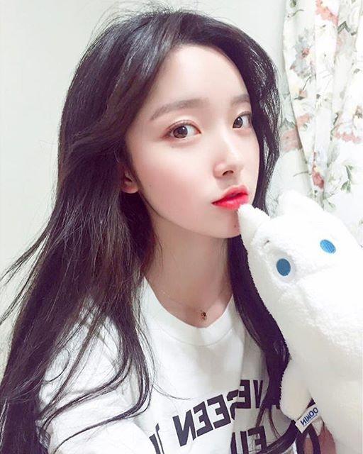 Cute korean girls