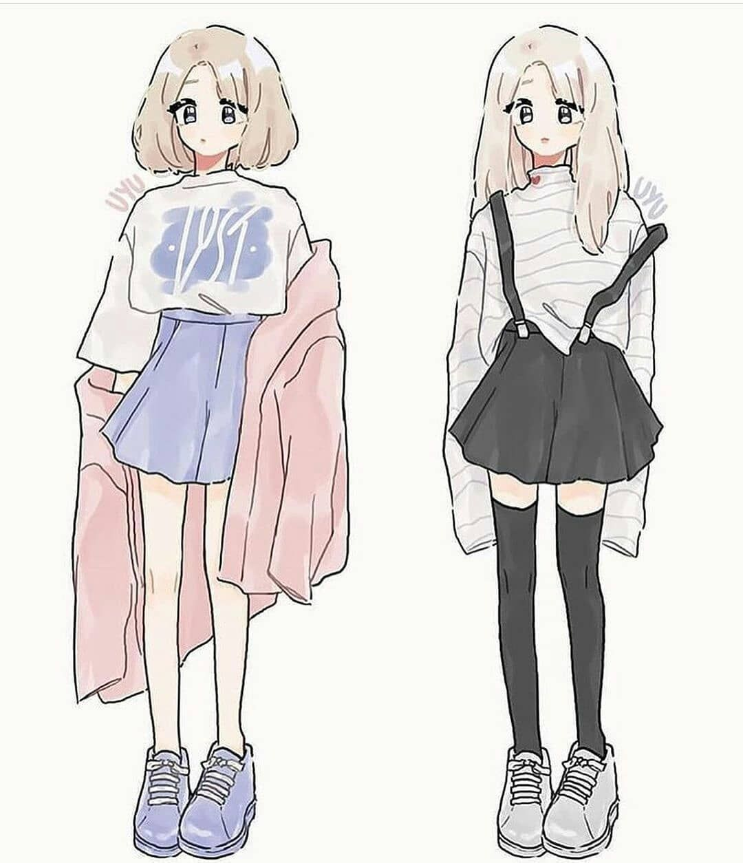 Anime Clothes Anime Clothes Art Featuring Anime Clothes Art Featuring Daily Post On Instagram Which Drawing Anime Clothes Art Clothes Anime Outfits