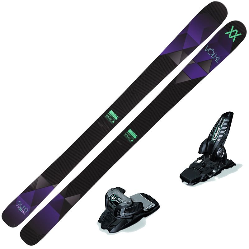 The Volkl Aura Is Essentially The Women's Version Of The