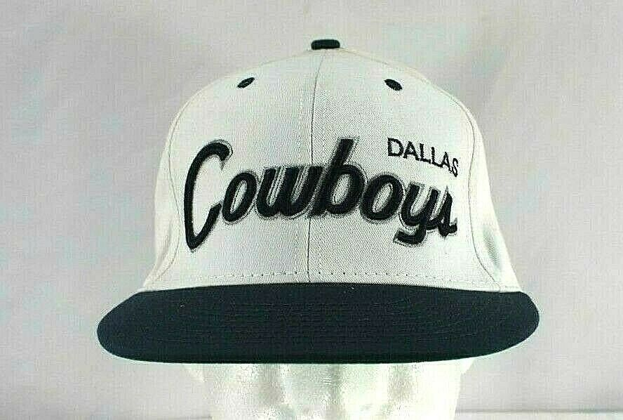 Dallas Cowboys White Blue Nfl Baseball Cap Snapback Nfl