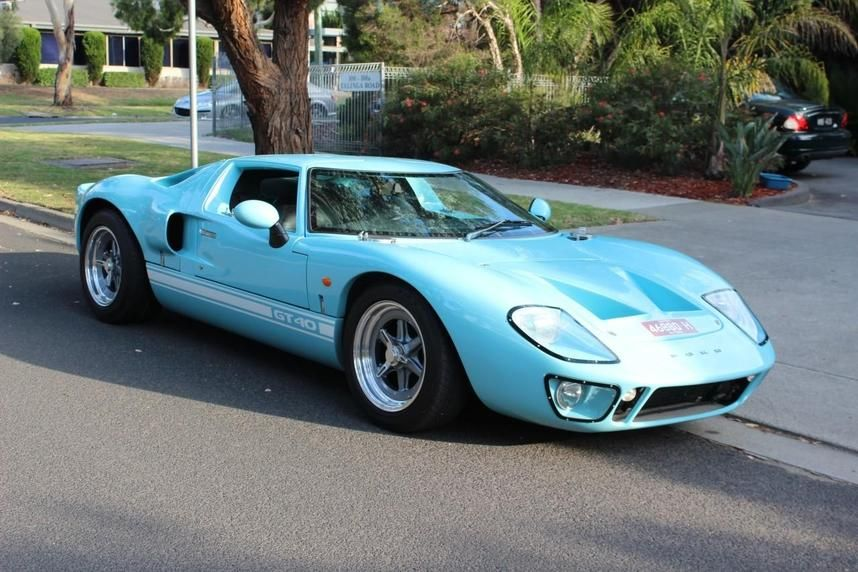 Ford Gt40 By Roaring Forties For Sale In Australia Classic And