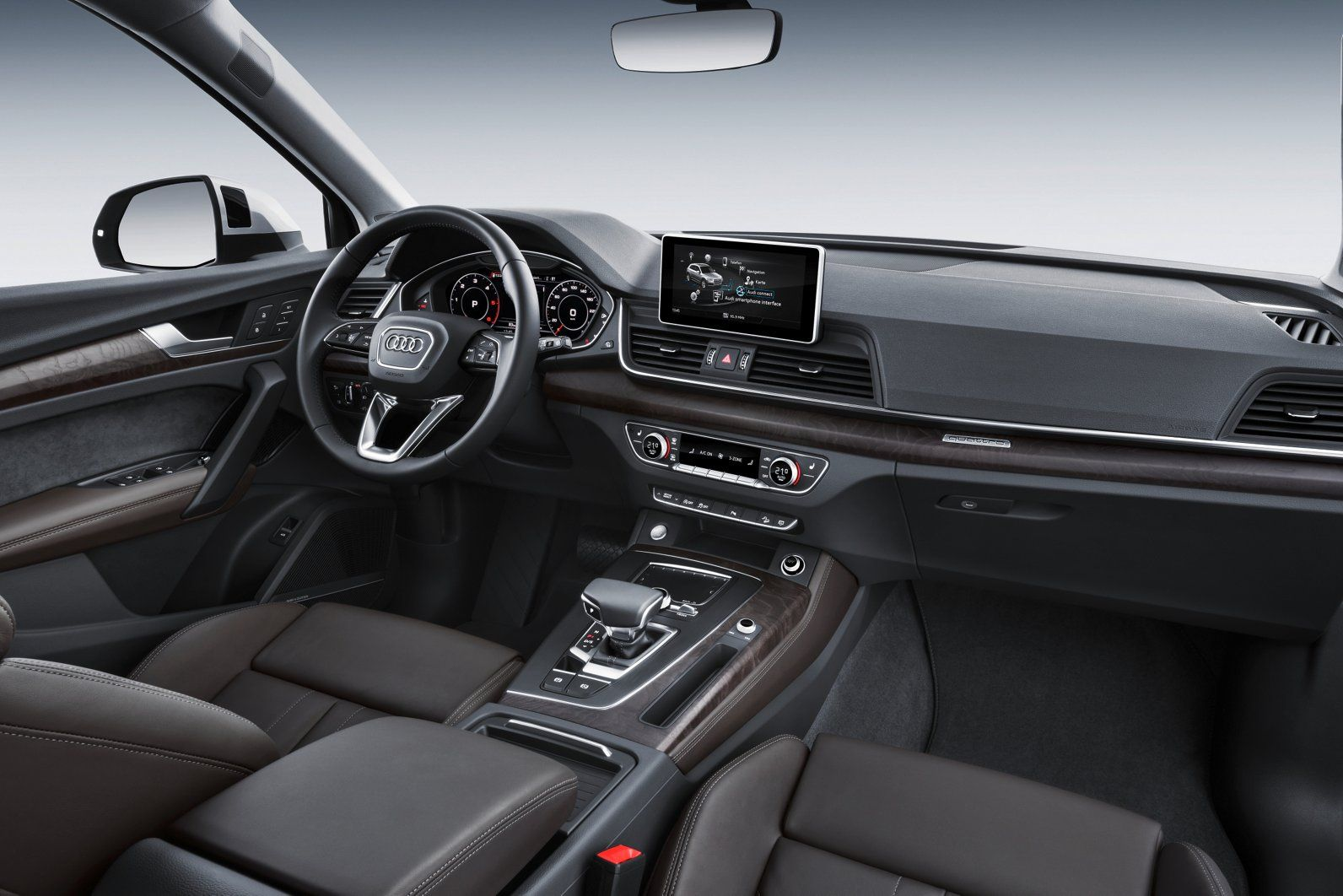 All New 2018 Audi Q5 Interior