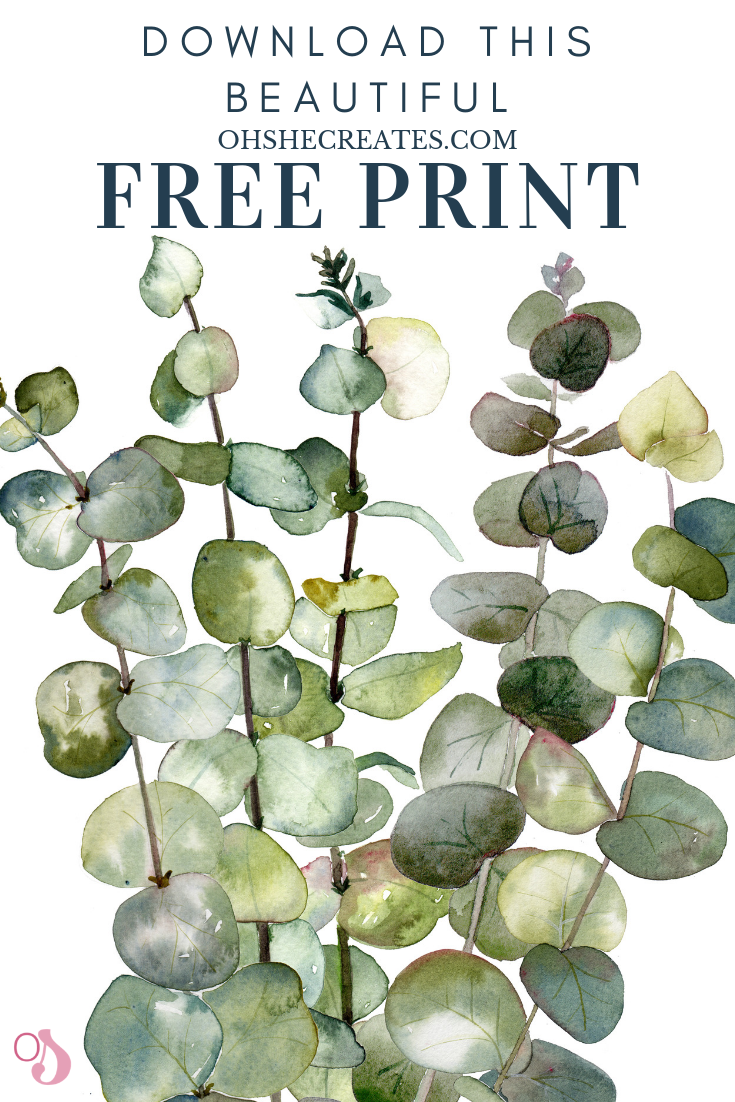 Beautiful free print