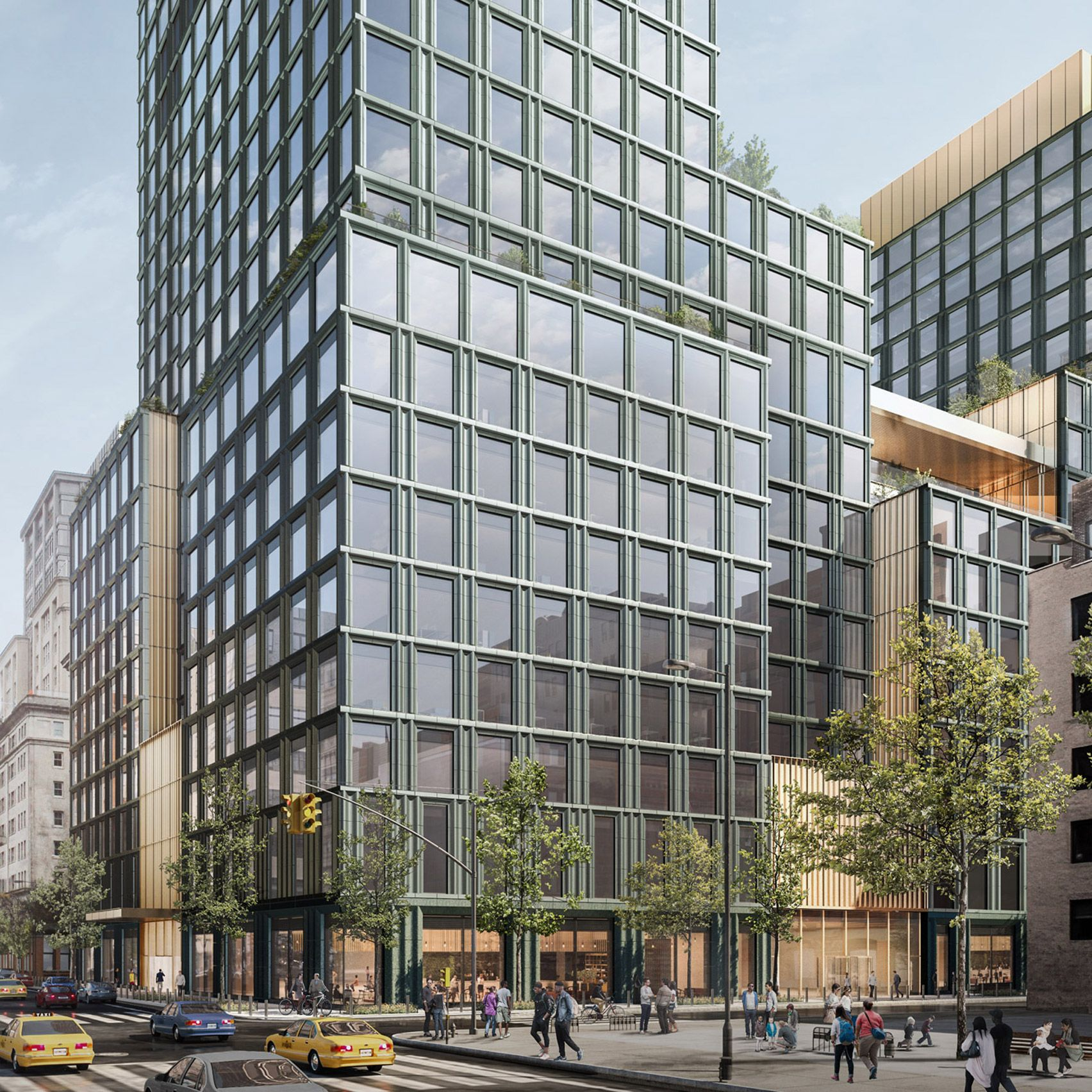 SOM To Create Disney Headquarters In New York City Covered