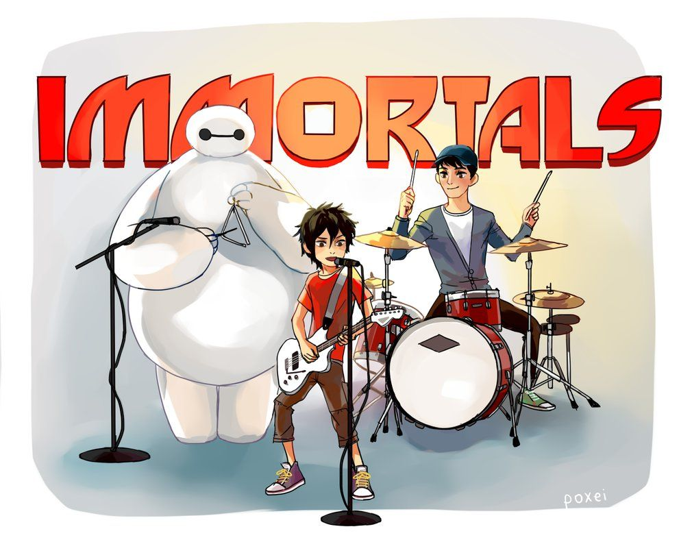 Immortals by poeok on deviantART A.K.A. the best song ever ...