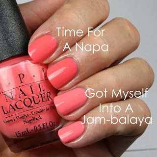 Opi California Dreaming Collection Comparisons With Images