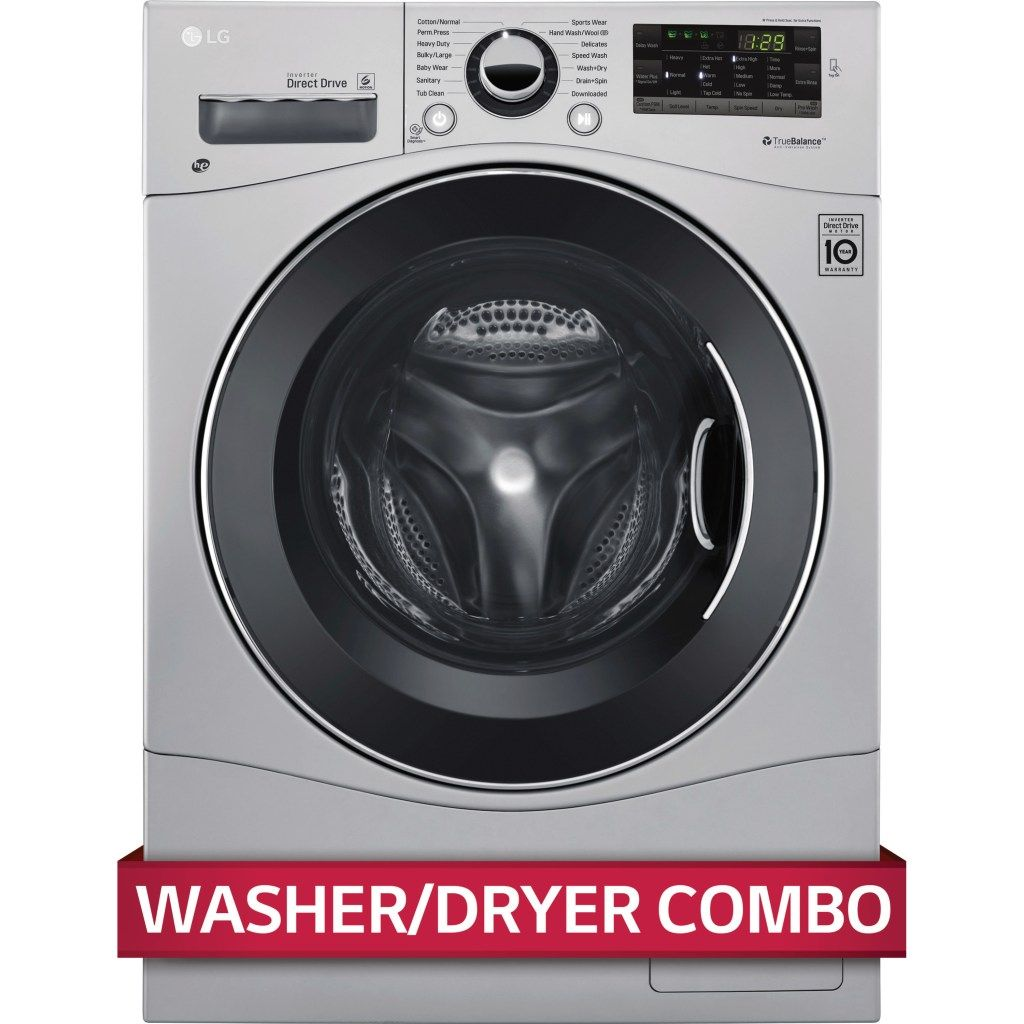 Lg Wm3997hwa 27 Full Size Ventless Washer Dryer Combo Ventless Dryer Washer Dryer Combo Ventless Washer Dryer