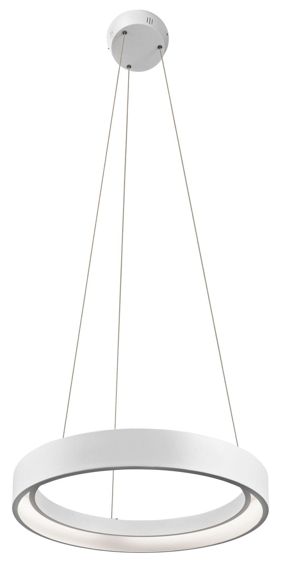 Oldfield 1 Light Single Rectangle Pendant White Pendant Light