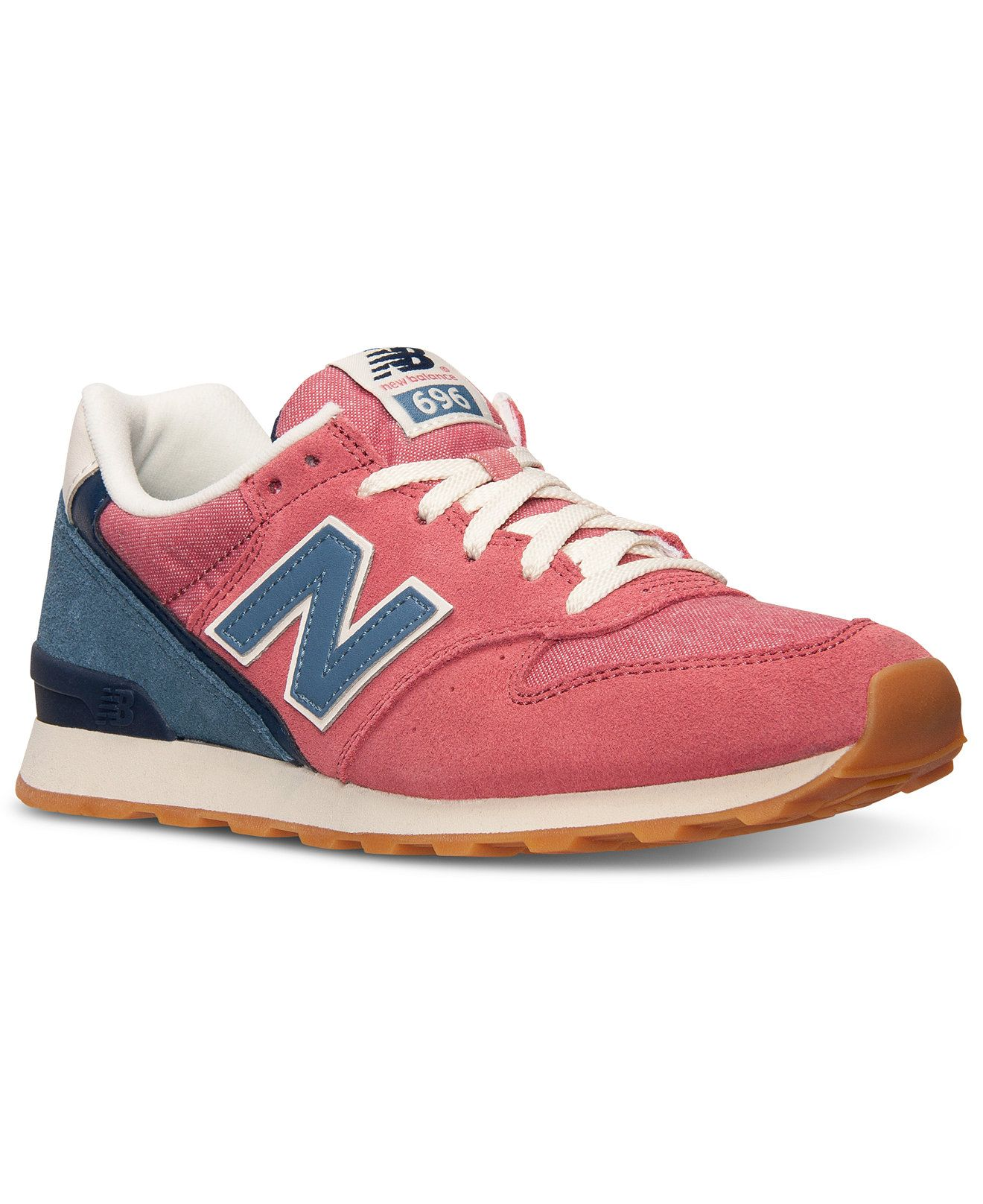 New balance womens 620 capsule casual sneakers from