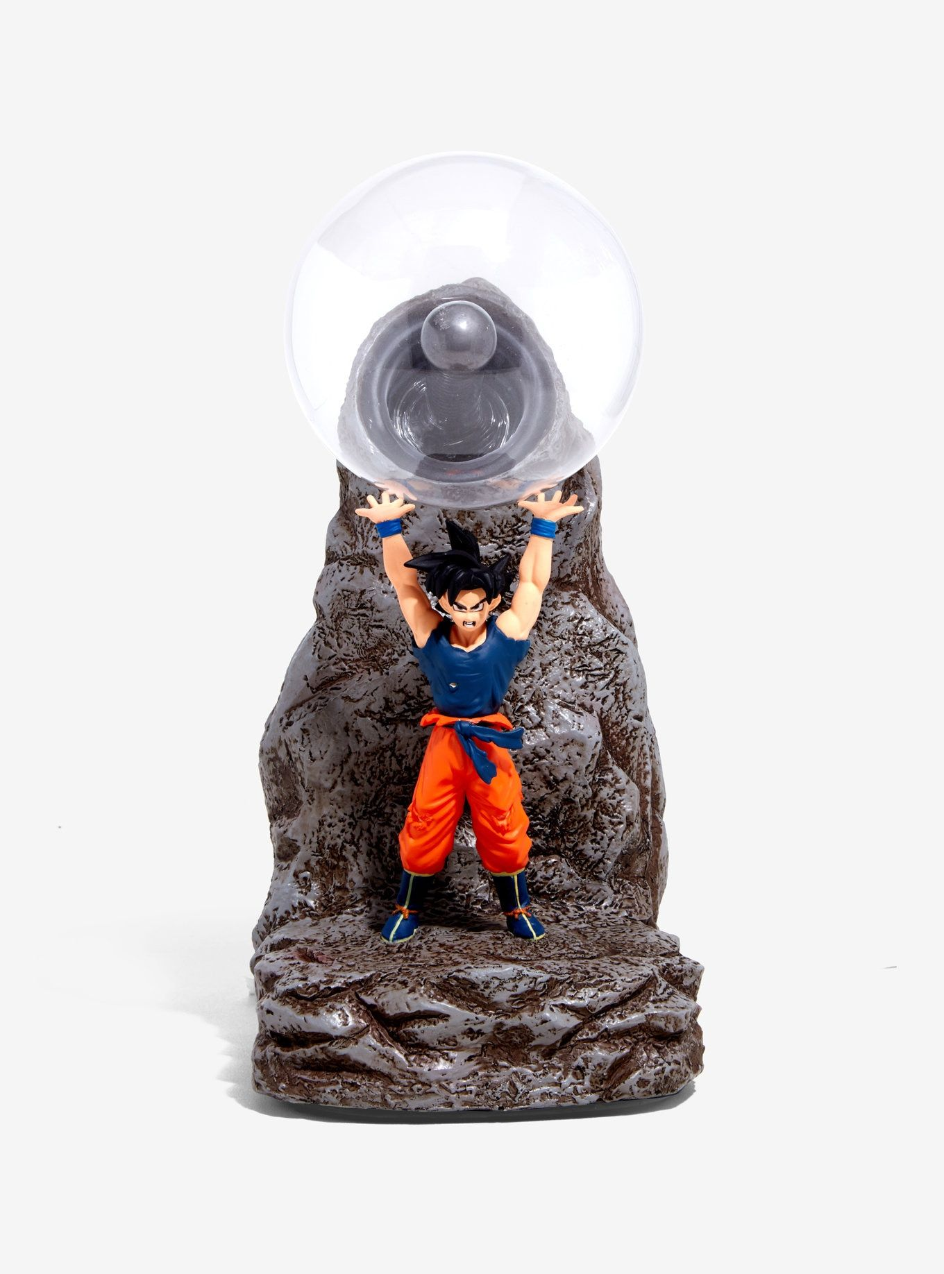 Dragon ball z goku spirit bomb lamp dragon ball z