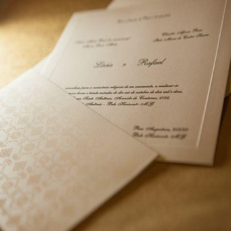 Oficio Convites - Convites de Casamento em Belo Horizonte