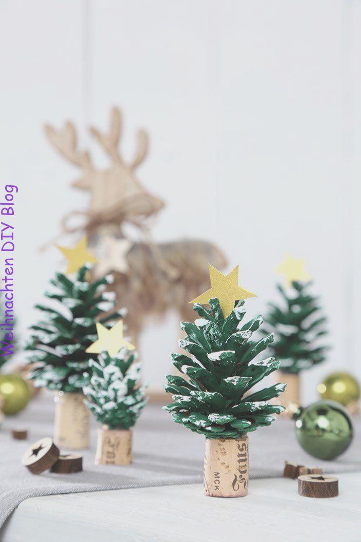 Weihnachtsbasteln: drei Bastelideen #Bastelideen #Christmascraftscraftingideas #drei #Weihnachtsbasteln #deconoelmaternelle