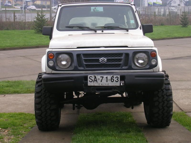 Suzuki Samurai Ii I Like The Grill