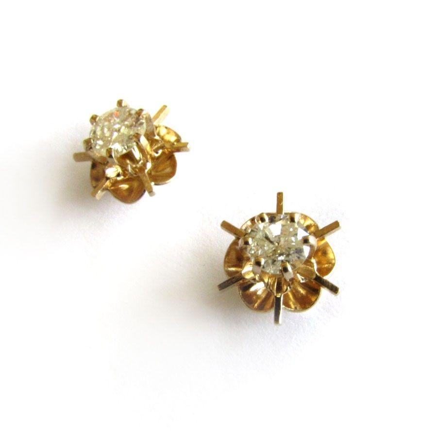 Explore Diamond Stud Earrings Studore