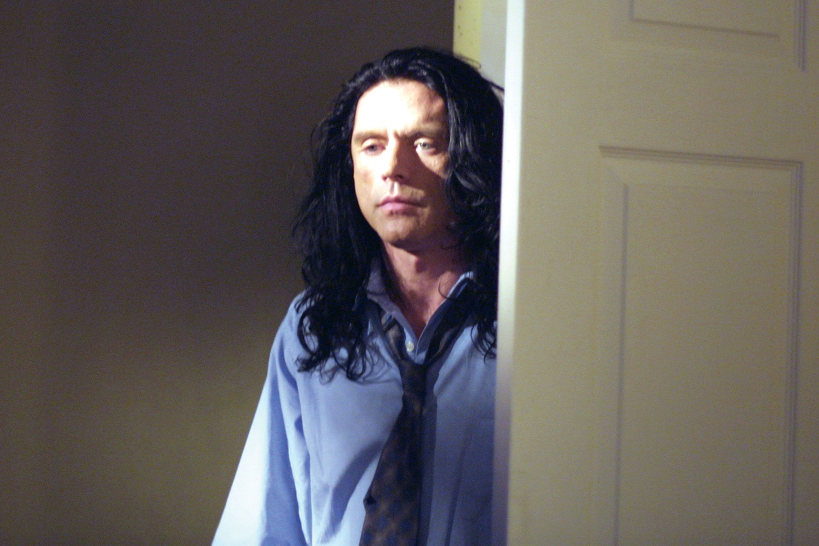 A vintage interview with 'The Room' creator Tommy Wiseau