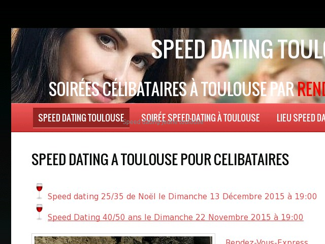 nopeus dating Toulouse 50 ans