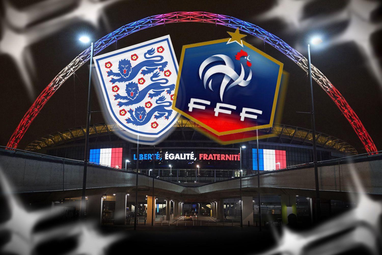 England vs France Live England vs france, Wembley, England
