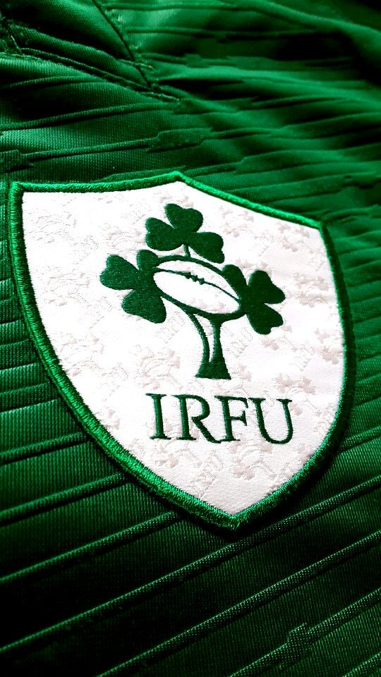 Ireland Rugby Logo Wallpaper Irelandrugby Ireland Rugby Irish Rugby Team Munster Rugby