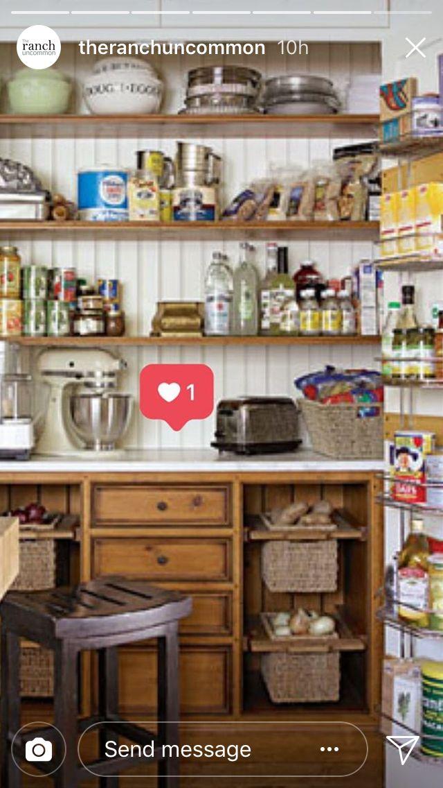 enclosed pantry  kitchen design kitchen perfect pantry