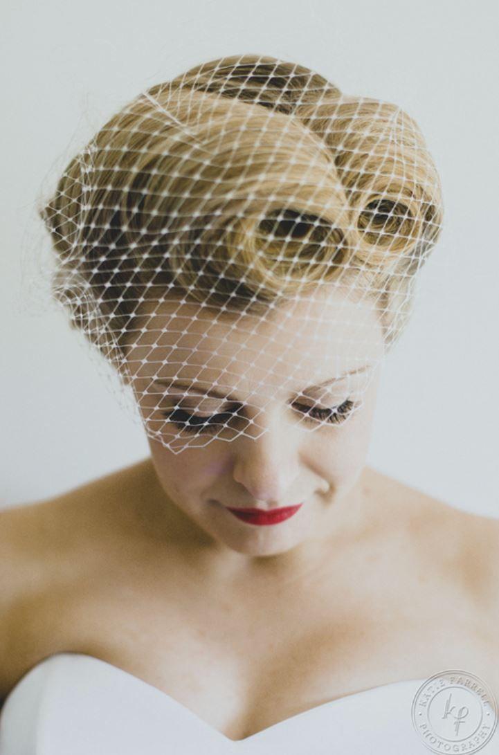 Fifties Victory Rolls Wedding Hair Style Wedding Hairstyles Bride Roll Hairstyle Wedding Hairstyles