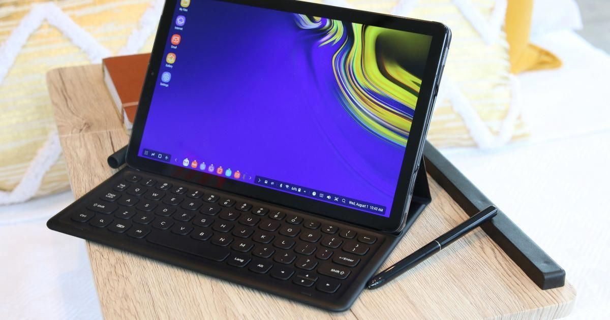 Samsung Galaxy Tab S4 hands-on: The Android tablet for