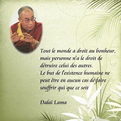 Citations Du Dalai Lama Citation Dalai Lama Citations De