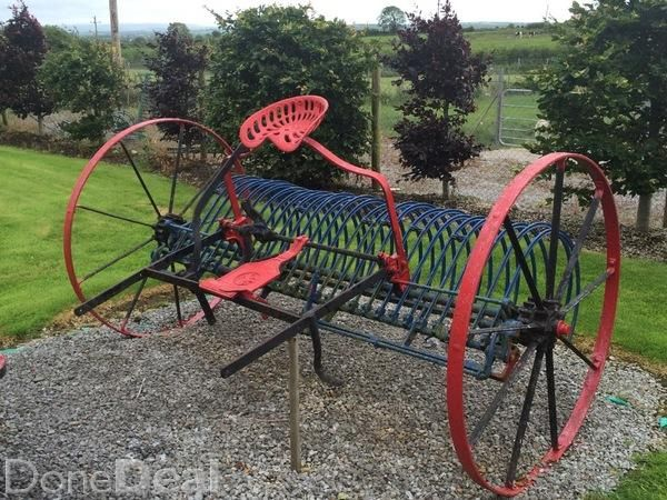 Antique Farm Equipment Antique Farm Machinery For Sale In Kerry