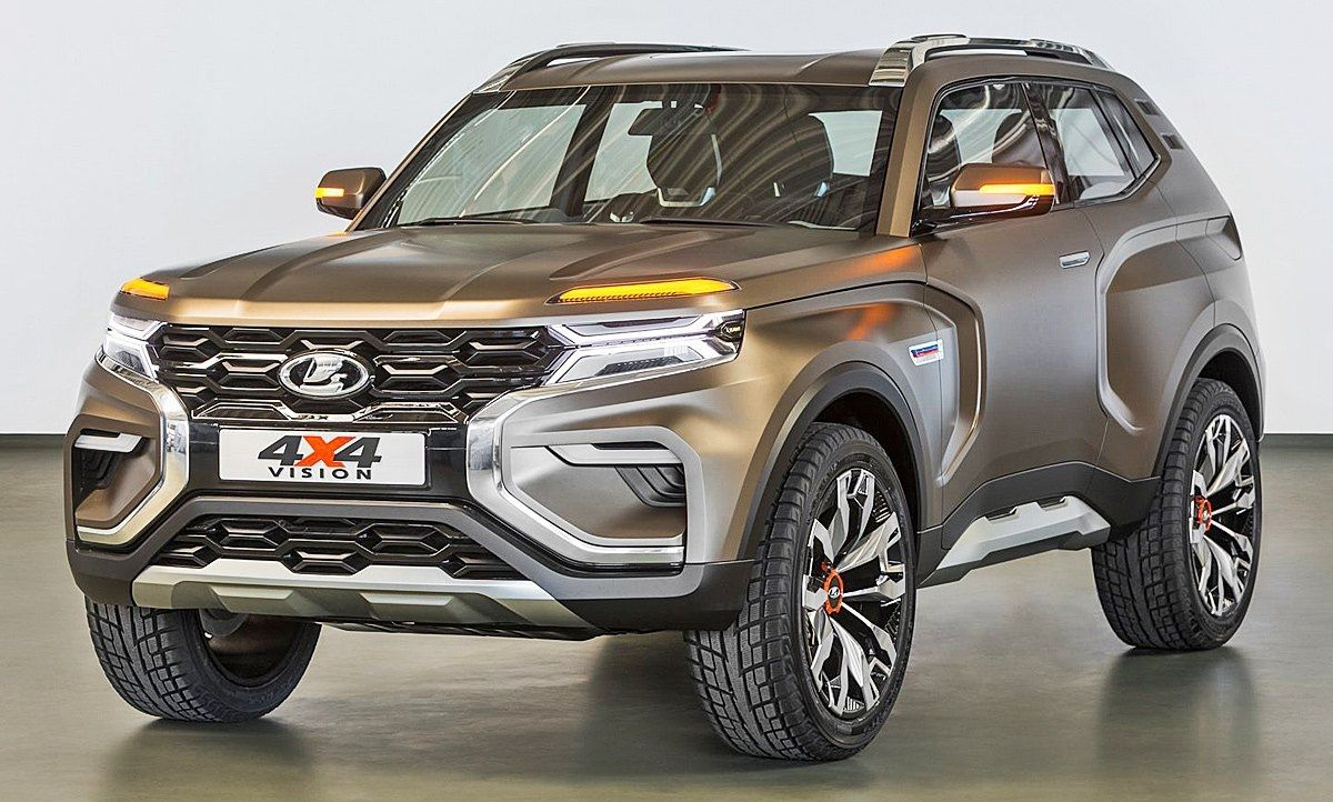 The 2020 Lada Vision Pret Release Date 4x4 Upcoming Cars Suv