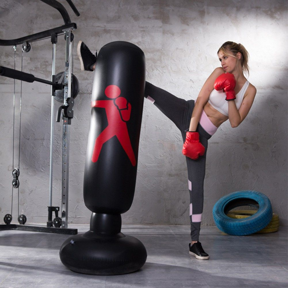 Boxing Bag Fitness In 2020 Boxing Bags Punching Bag Boxing Punching Bag