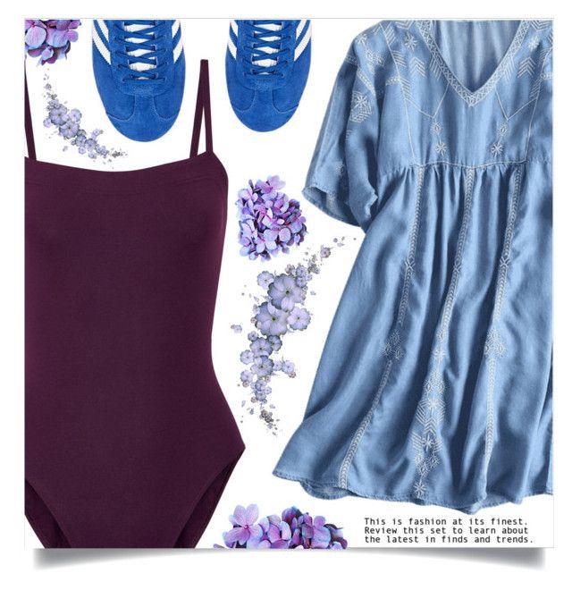 adidas violetta
