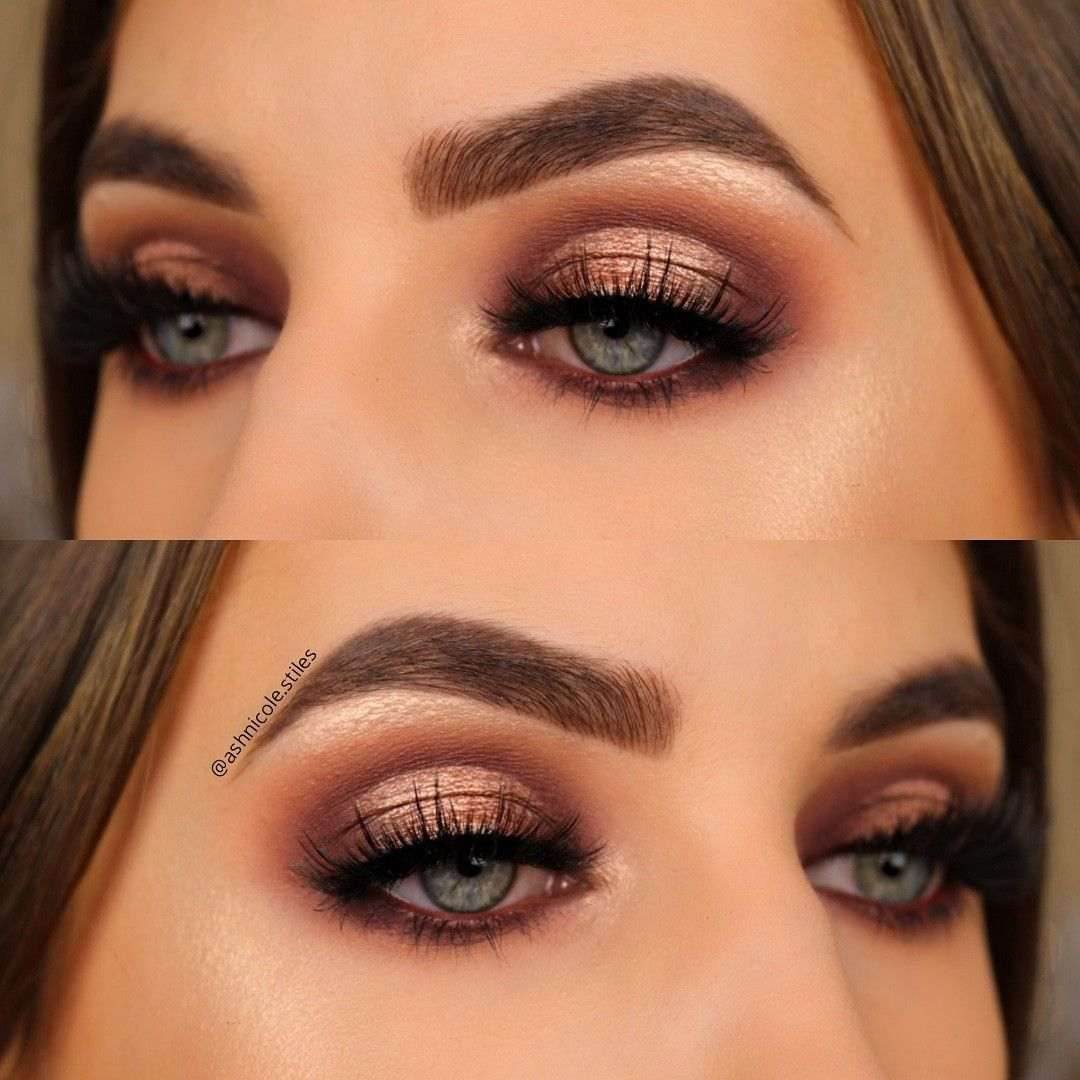 I Did This Easy Neutral Eye Look Using The Morphe James Charles