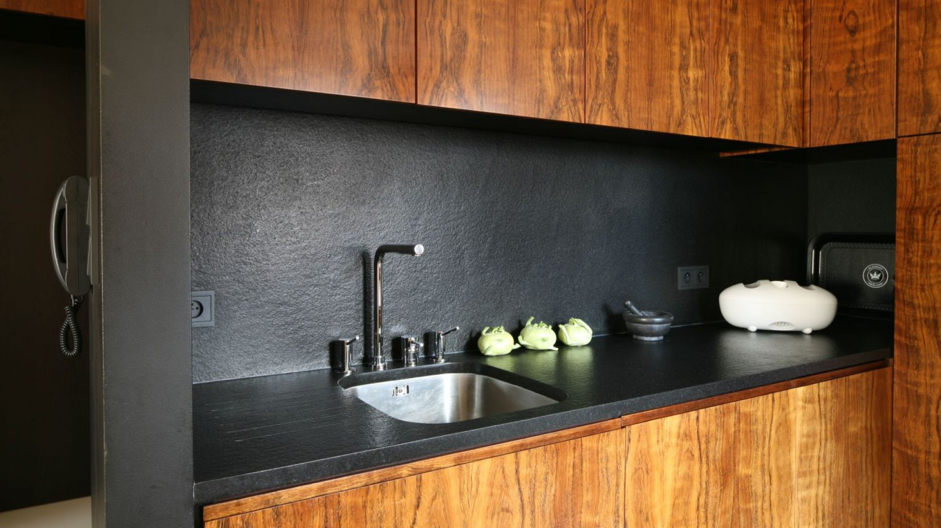 Pin Na ścianka Kuchnia Półki